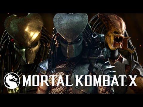 Mortal Kombat X: New Predator Mimicking Easter Egg + All Mimicking Dialogue