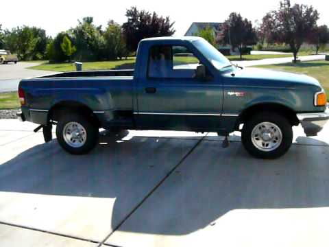 complete tour 1997 ford ranger xlt youtube. Black Bedroom Furniture Sets. Home Design Ideas