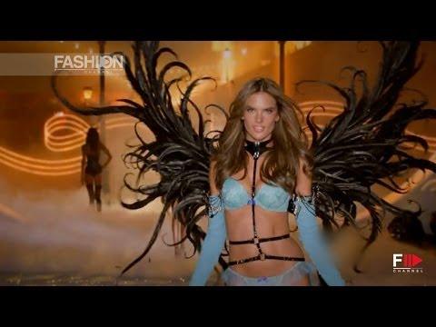 VICTORIA'S SECRET Fashion Show 2013 Focus on
