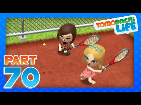 Tomodachi Life - Part 70 - Foot-Warming Reunion! (3DS)