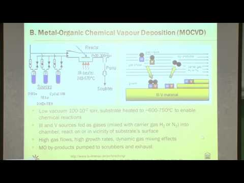 III/V Semiconductor Solar Cells - Dr. Joan Haysom