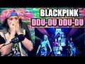 BLACKPINK - '뚜두뚜두 (DDU-DU DDU-DU)' M/V   THE QUEENS SLAYED!   REACTION!!