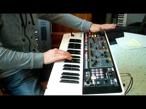 The New Myth - keyboard medley