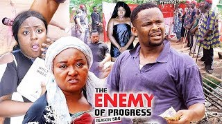 ENEMY OF PROGRESS 5 {NEW MOVIE} - ZUBBY MICHEAL|LATEST NIGERIAN NOLLYWOOD MOVIE