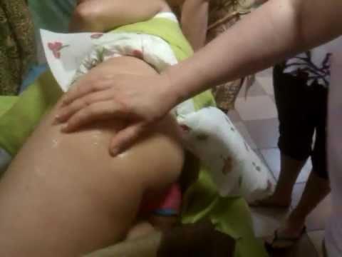Антицеллюлитный массаж- ягодицы - мед Music Videos