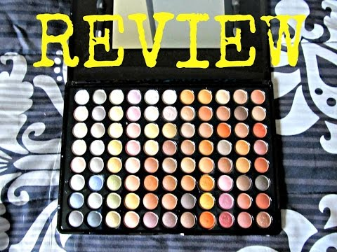 Review: BH Cosmetics Neutral 88 Color Palette