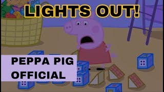 """PEPPA(페파피그) - """"LIGHTS OUT"""" OFFICIAL MOVIE TRAILER"""