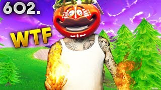 Fortnite Funny WTF Fails and Daily Best Moments Ep.602