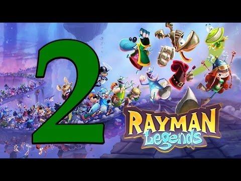 Rayman Legends - Problemas Diminutos [Nivel: 2] Guia Completa Español