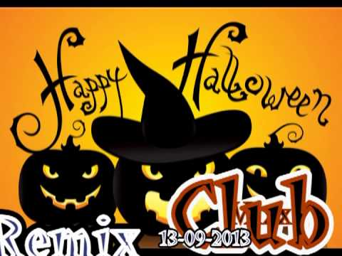 Halloween Club Mix 2013 - DJ.Cee Remix (Thai-Inter DJ)