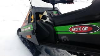 1998 Arctic Cat Kitty Cat Snowmobile
