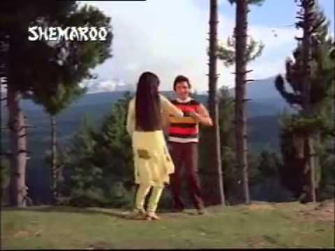 Tu Tu Hai Wohi Dil Ne Jise   Kishore Kumar & Asha   Yeh Vaada...