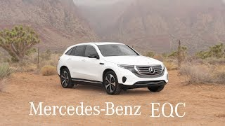 First Ride Inside Mercedes Electric Car!
