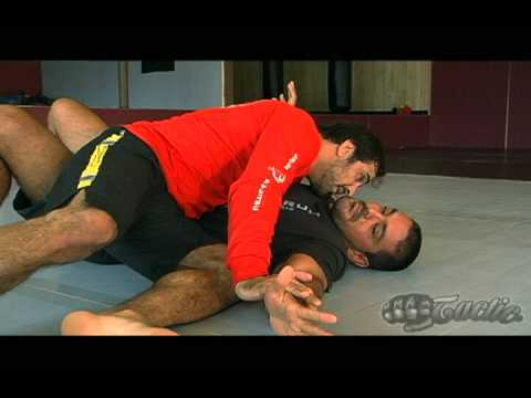 Ground and Pound from Side Control with Wander Braga Image 1