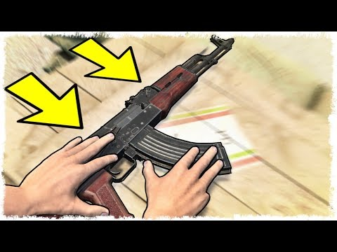 АК 47 vs АДСКИЕ РУКИ В HANDS SIMULATOR!!! (СИМУЛЯТОР РУК)