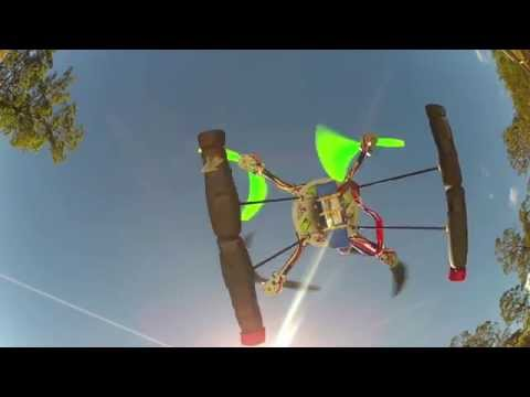 Turnigy H.A.L. Heavy Aerial Lift Quadcopter Frame 585mm