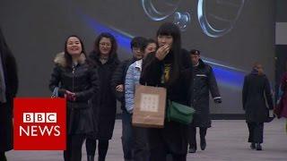 China's view of Donald Trump - BBC News