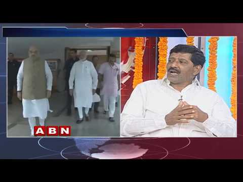 Discussion | CM Chandrababu Comments On Central Govt Over Cyclone Titli Restoration Works | Part 1