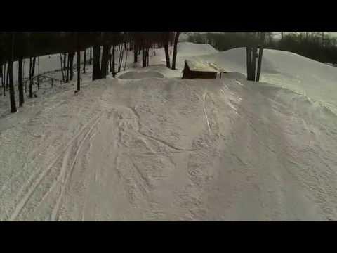 Skiing and Snowboading Jack Frost Big Boulder GoPro