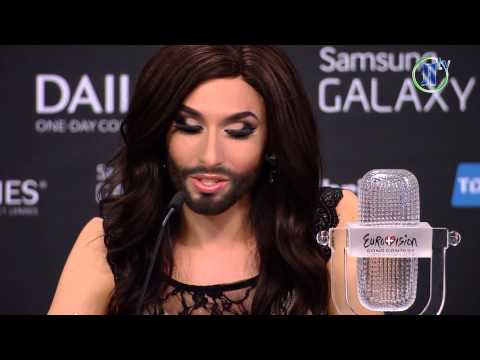 Conchita Wurst: we are unstoppable!