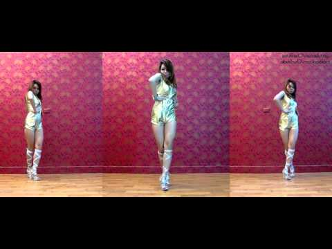 [mirrored] Snsd 'hoot' Dance Cover By Chunactive [101228][#16] video