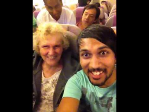 Day 19 - FINAL FLIGHT!! (Dubai to Sydney!)