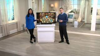 """Philips 40"""" Class Wi-Fi Smart Full HDTV with 120 PMR and HDMI Cable on QVC"""