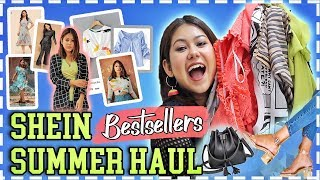 HUGE SHEIN HAUL   15 BEST PRODUCTS   Summer Outfits For Indian Girls- TRYON  ThatQuirkyMiss
