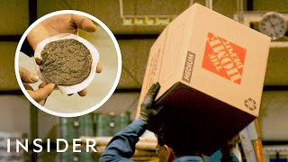 How Home Depot Makes Its Iconic Cardboard Boxes | The Making Of