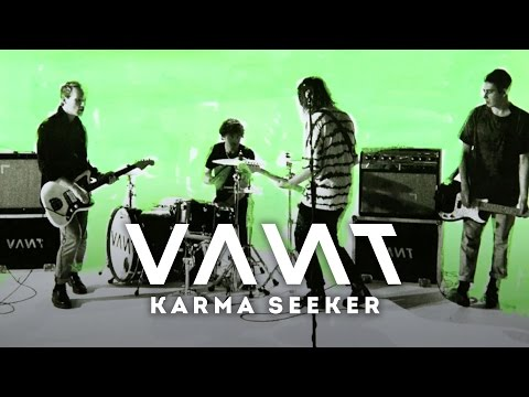VANT KARMA SEEKER rock music videos 2016