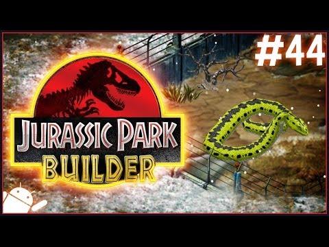 Jurassic Park Builder   #44   Updated Dinosaur Battle Arena!