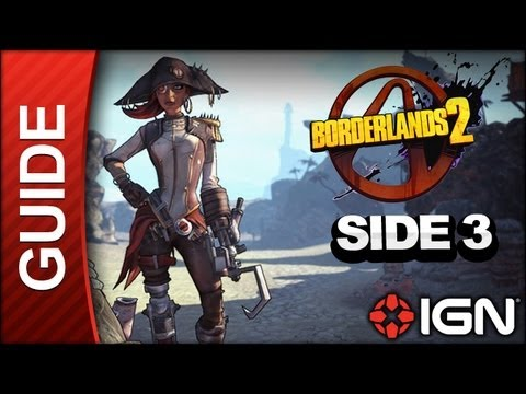 Borderlands 2 Captain Scarlett and Her Pirate's Booty DLC Walkthrough - Don't Copy That Floppy ...