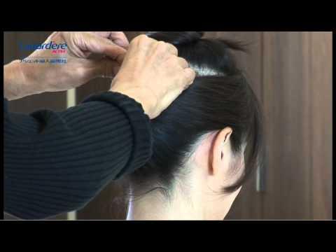 きもの美人になるヘアスタイル第4回:ボブスタイルの夜会巻
