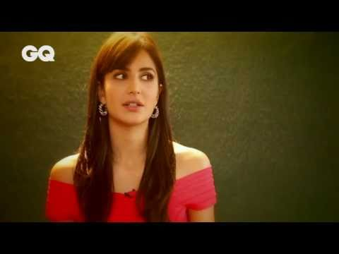 Hot Katrina Kaif - Behind The Scene Of Gq Magazine Shoot video