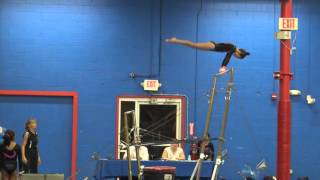 9 700 1st Place Usag Level 4 Compulsory Bar Routine 2015 Brooke Lim Going For Gold