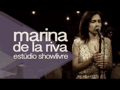 """Vestido de bolero"" – Marina de la Riva canta Dorival Caymmi no Estúdio Showlivre (2014)"