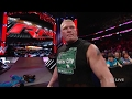 WWE RAW 11th January 2016 Highlights   Monday Night RAW 1/11/16 Highlights