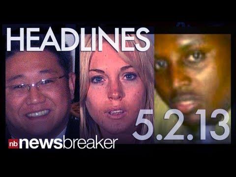 Newsbreaker Headlines 5/2/13   NewsBreaker   Ora TV