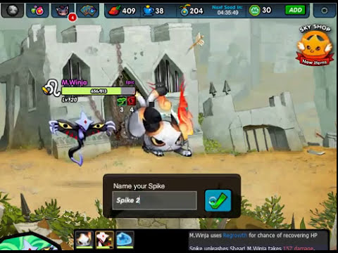 Monster galaxy How to capture Spike 2x more WH trick 1 SS