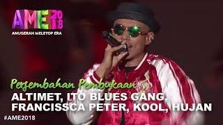 Download Lagu #AME2018 - Persembahan Era 70's ke 2000 | Altimet, Ito Blues Gang, Francissca Peter, KOOL, Noh Hujan Gratis STAFABAND
