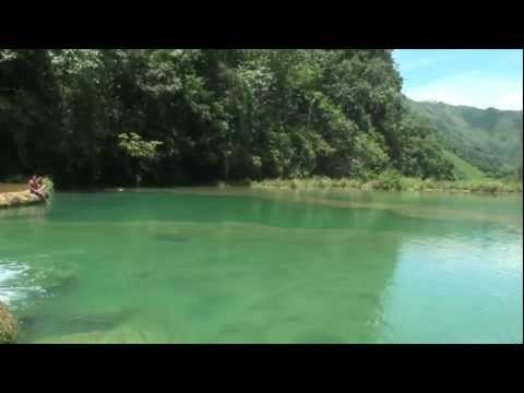 SEMUC CHAMPEY GUATEMALA - Travel Video Ep 3