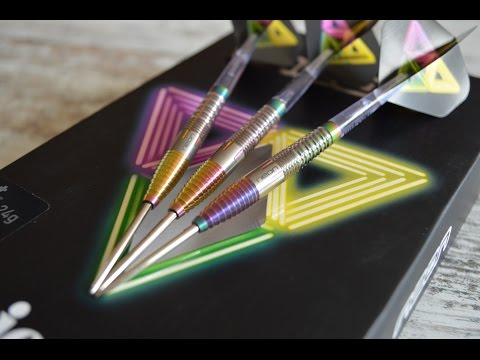 2016 UNICORN - NEON - DARTS REVIEWS HD