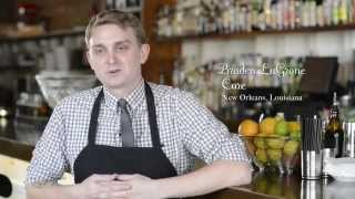 Behind the Bar in New Orleans: Cadiz Bramble