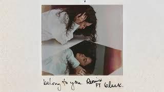 Download Lagu Sabrina Claudio -  Belong To You (ft. 6lack) [Remix] Gratis STAFABAND