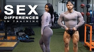 MEN vs WOMEN | Sex Differences in Training | Science Explained (12 Studies)