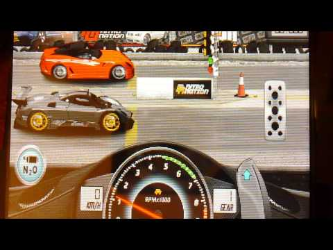 Drag Racing Level 7 Pagani Zonda R - My Best Career Stage 7 Car with Tune Setup