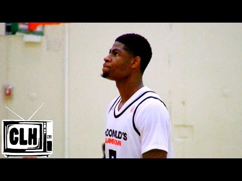 Malik Newman shows OFFENSIVE REPERTOIRE at McDonald's All American Games