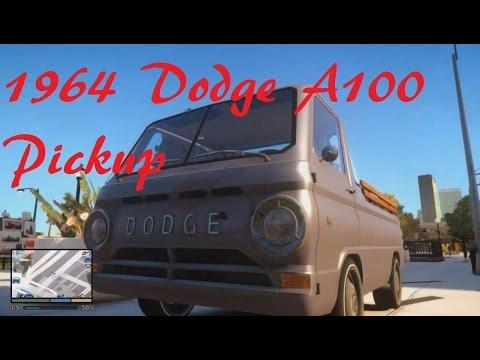 Dodge A100 Pickup 1964