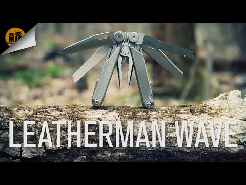 Leatherman Wave Multitool Review