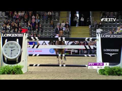 Longines FEI World Cup™ Jumping 2013/14 Oslo - News